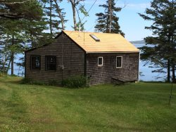 CABIN ON PRESSEY COVE - Deer Isle