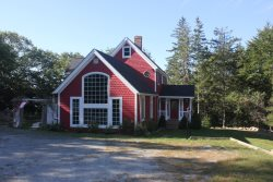 OSPREY POINT RETREAT - Deer Isle