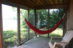 Beach House Screened Porch Hammock
