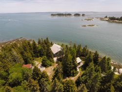 THE SUNSHINE HOUSE - Deer Isle