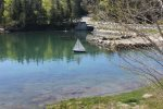 Outdoor Dining Set at Waters Edge