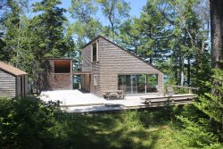 WARREN POINT COTTAGES - Deer Isle