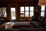 Views from the Lounge Area of the Cottage
