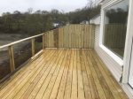 New Deck at One Maine View