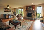 Kitchen with everything you`ll need plus a cold breakfast included and snacks