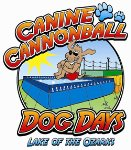 Dog Days Restaurant Canine Cannonball/Aquapalooza held here