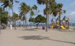 Fort Lauderdale Beach Park offers plenty of exciting activities is just twelve minutes drive from our home.