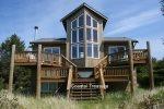 Coastal Treasure -  Ocean Front Home