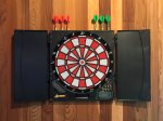 New full size pool table