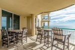 Enjoy the Gulf from Your Spacious Balcony