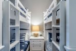 Oversized Twin Bunks in Guest Bedroom 2