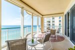 Panoramic Gulf Views from Your 12th Floor Balcony