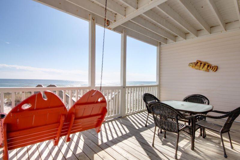 Clark Duplex Beachfront Vacation Rental In Perdido Key
