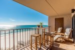 Relax in Paradise on Your Private Balcony