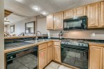 Kitchen Open to Living and Dining Areas