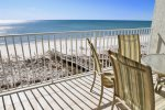 Enjoy the Gulf from Your Private Balcony