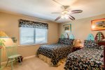 Surf`s Up in Guest bedroom 2 with 2 full beds