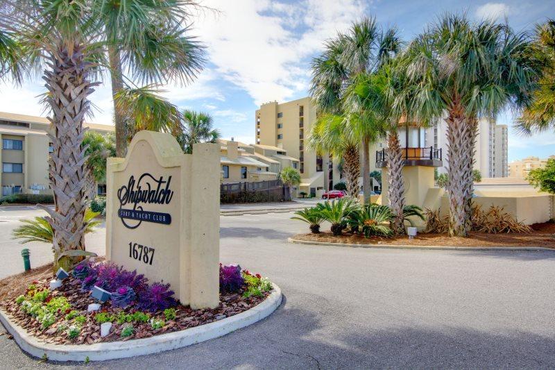 Shipwatch B101 Condo Beach Rental Perdido Key Florida
