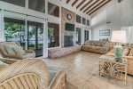Enjoy the River from Your Covered Porch