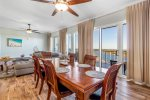Dining and Living Areas with Panoramic Views