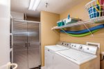 Nice Laundry Room with floats