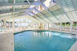Enclosed Indoor Pool