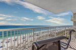 Your Beachfront Balcony