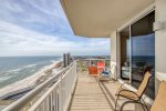 Wraparound Balcony with Endless Views
