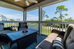 Gorgeous Perdido Key Views from the Screened Lanai