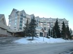 Shoshone Condo Hotel: This condo is located on the TOP floor, corner with VIEWS