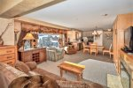 Open floor plan, expansive windows with abundant views of the Mountain Village
