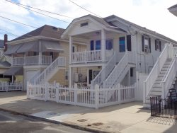 814 St. James Place 2nd Floor in Ocean City