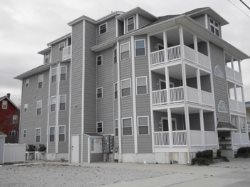 208 East 21st Avenue in North Wildwood - FRIDAY THROUGH FRIDAY RENTAL!!