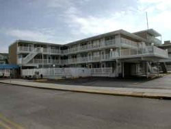 8401 Atlantic Avenue, Unit 312 in Wildwood Crest