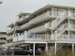8401 Atlantic Avenue, Unit 210 in Wildwood Crest