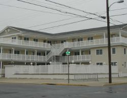 608 Ocean Avenue, Unit 102 in North Wildwood