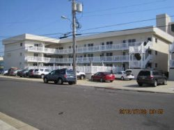 501 East 3rd Avenue, Unit 203 in North Wildwood
