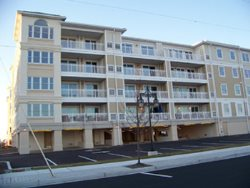 101 West Spruce Avenue, Unit 302 in North Wildwood