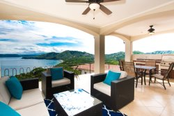 3 Bedroom 3 bath Family Villa with Spectacular Views from Penthouse
