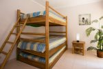 Bunk beds with pull out trundle