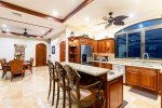 Casa de los Suenos - Well Appointed Kitchen for In-home Entertaining
