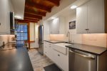 Completely remodeled kitchen with brand new appliances