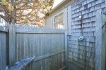 Outdoor shower full hot water capability