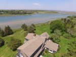 Stunning view of Fort Hill and Nauset Marsh
