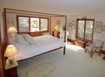 Sun room/ bedroom- sweeping views of Rachel`s Cove and Town Cove