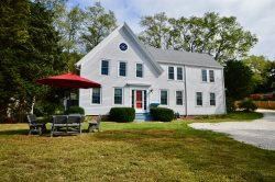 Cedardown - Charming Wellfleet 5 Bedroom with Brand New AC