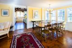 Stately dining room table
