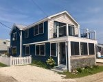 Beautiful, fully remodeled Beach Point home just 100 yards from the beach