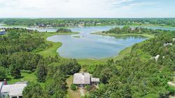 Rachel's Cove - Elegant East Orleans Waterfront with Central AC