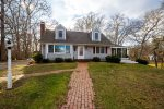 Charming and updated Cape steps from saltwater and Pilgrim Lake, Crystal Lake